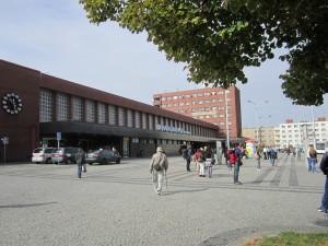 Вокзал Пардубице