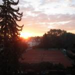 Рассвет в Чехии