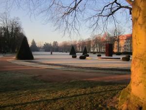 Подебрадский парк