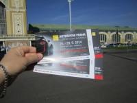 Билеты на Автошоу Прага