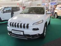 Автошоу Прага, Jeep Cherokee
