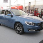 Автошоу Прага, Volvo V60 Plug-in Hybrid