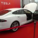 Автошоу Прага, Tesla model S