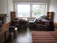 Комната в общежитии в Праге
