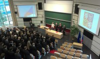 Имматрикуляция на факультете Машиностроения ЧВУТ